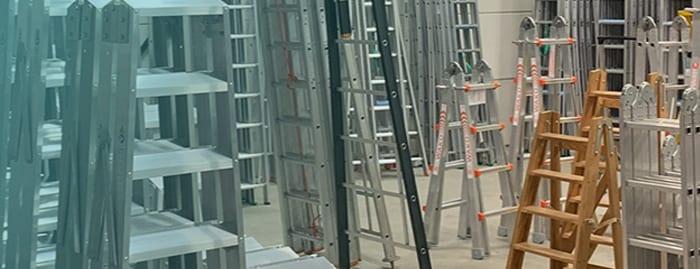 ladders keuren